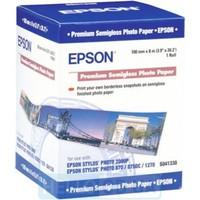 Бумага Epson S041330 (100mmx10m) Premium Semiglossy Photo для струйной печати